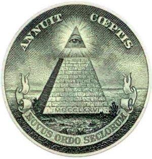 Cercle de vie oeil pour oeil for Chiffre 13 illuminati