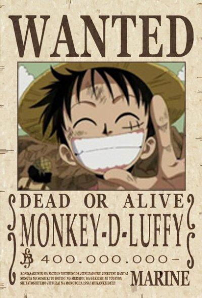 Monkey D Luffy  3025003398_1_3_tRzNEBj5